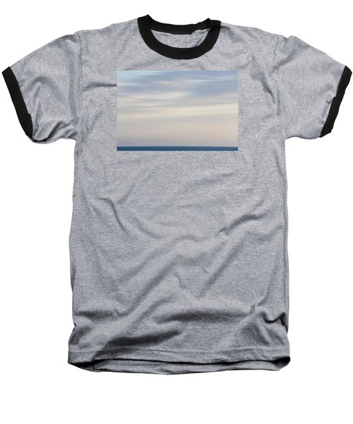 Abstract Seascape No. 01 Baseball T-Shirt