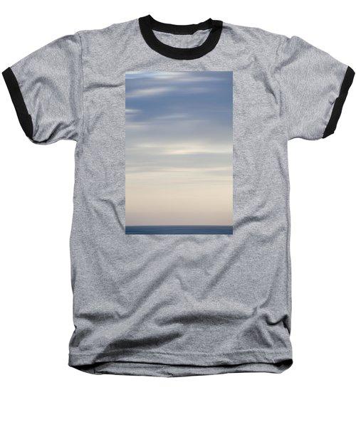 Abstract Seascape No. 03 Baseball T-Shirt