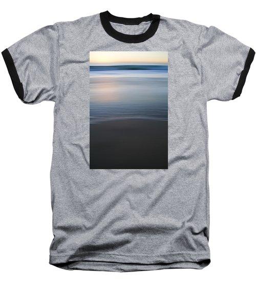 Abstract Seascape No. 06 Baseball T-Shirt