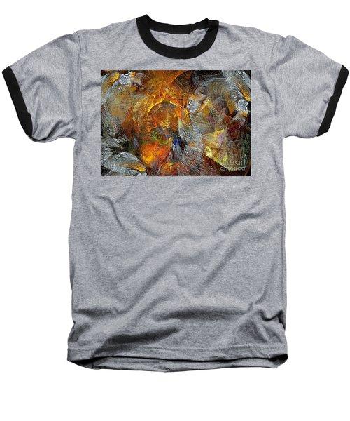 Abstraction 435-08-13  Marucii Baseball T-Shirt