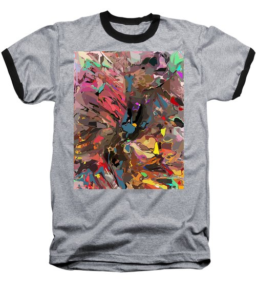 Baseball T-Shirt featuring the digital art Abyss 2 by David Lane