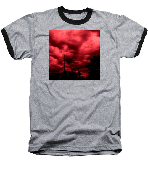 Abyss Of Passion Baseball T-Shirt by Jeff Iverson