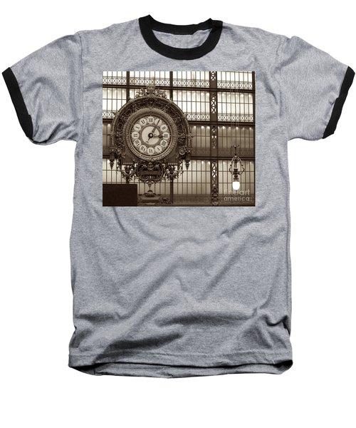 Accendimi Il Tempo Baseball T-Shirt