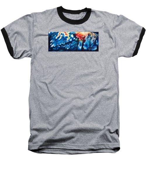 Achilles Last Stand Baseball T-Shirt