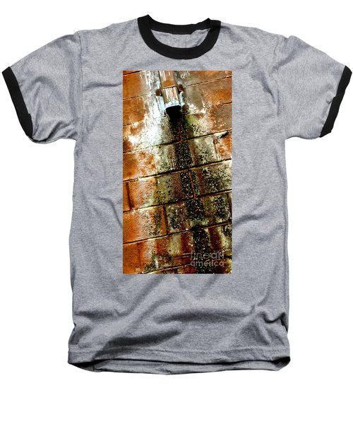 Acid Rain Baseball T-Shirt