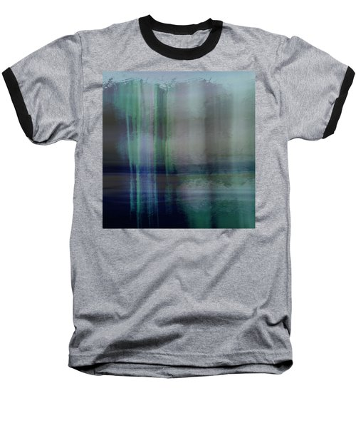 Acid Wash Baseball T-Shirt by Terence Morrissey