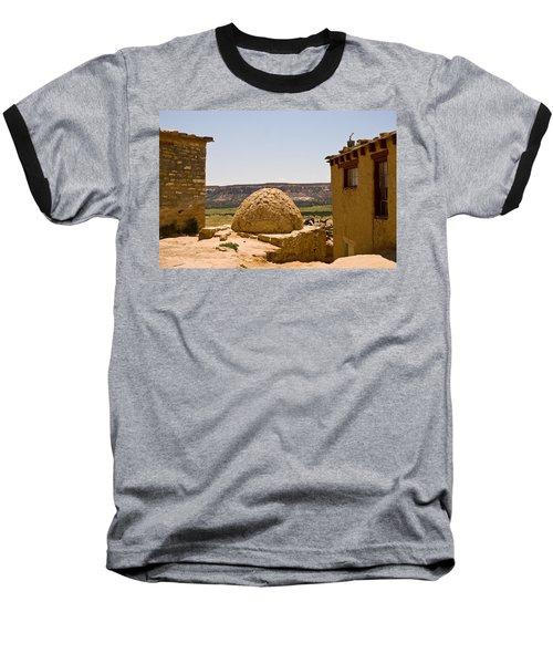 Acoma Oven Baseball T-Shirt