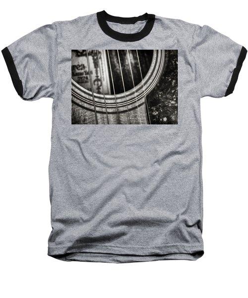 Acoustically Speaking Baseball T-Shirt