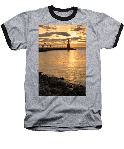 Across The Harbor Baseball T-Shirt