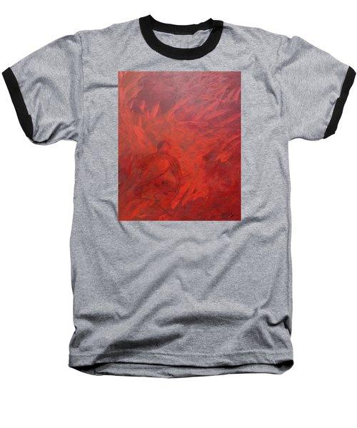 Acrylic Msc 181 Baseball T-Shirt