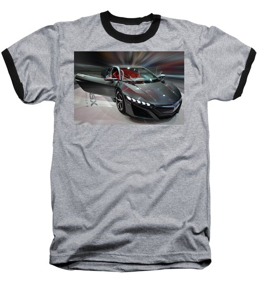 Acura Nsx Concept 2013 Baseball T-Shirt