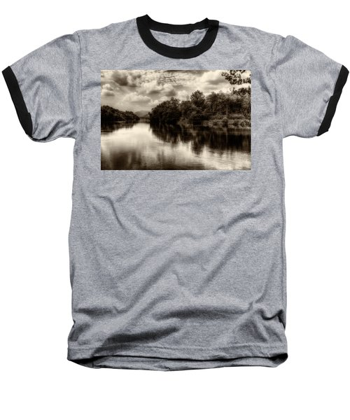 Adda River 2 Baseball T-Shirt