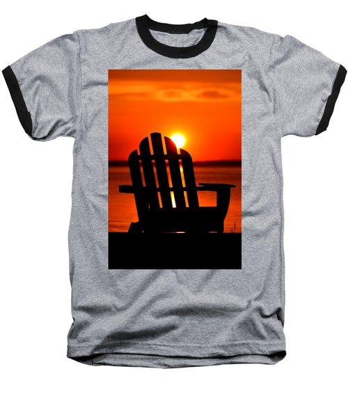 Adirondack Days End Baseball T-Shirt