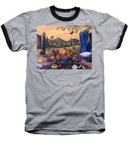Admirals Harvest Baseball T-Shirt