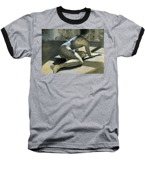 Admitting Our Falls Baseball T-Shirt