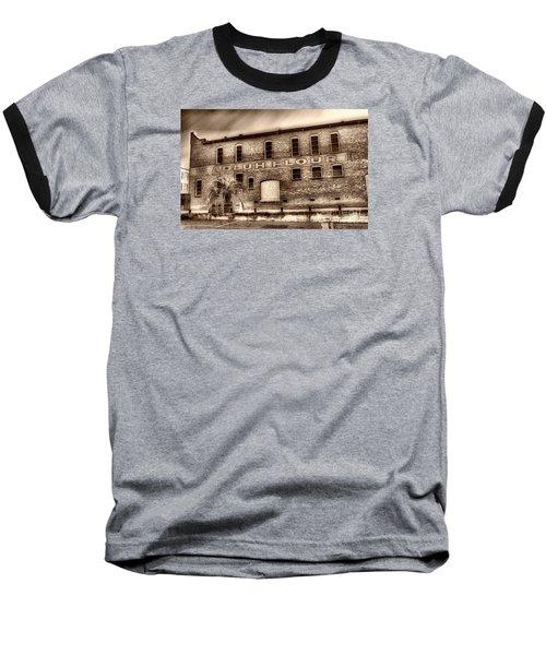 Adluh Flour Sc Baseball T-Shirt by Skip Willits