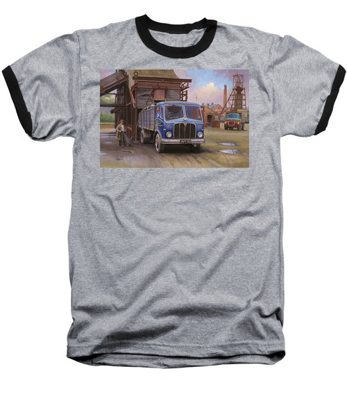 Aec Mercury Tipper. Baseball T-Shirt