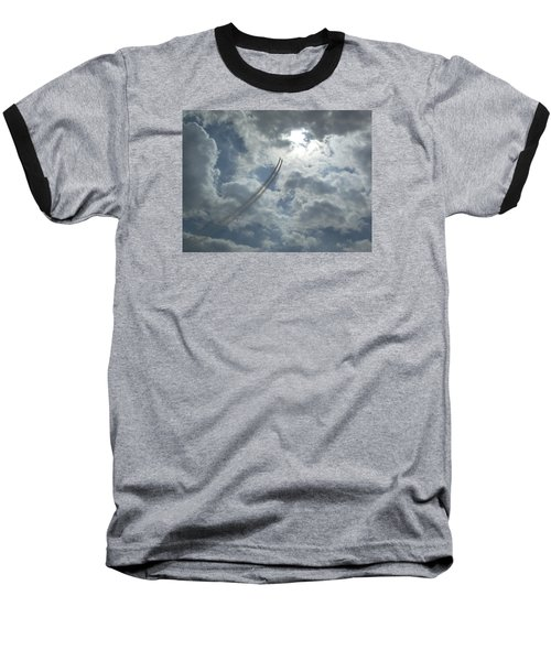 Aerial Display 2 Baseball T-Shirt