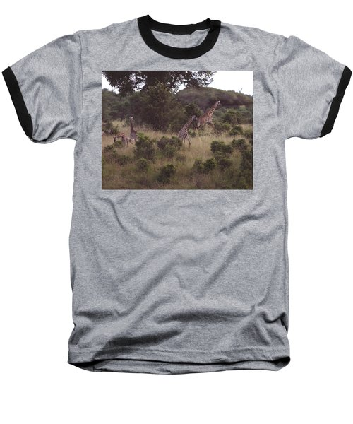 Africa Dream Baseball T-Shirt