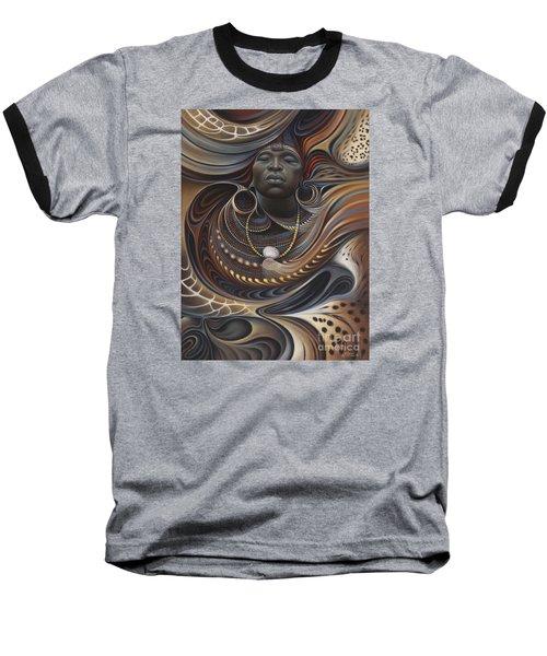 African Spirits I Baseball T-Shirt
