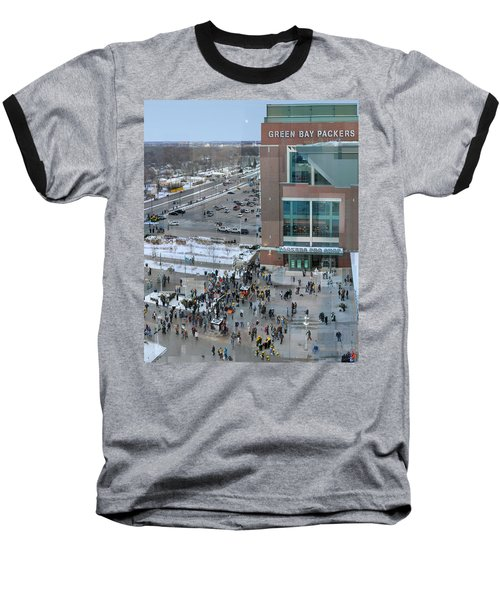 After A Winter Packers Game Baseball T-Shirt