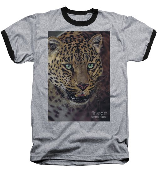 After Dark All Cats Are Leopards Baseball T-Shirt