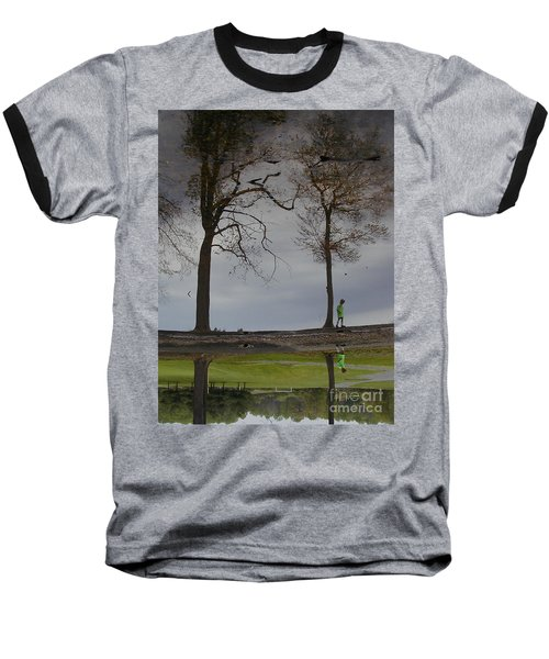 After Soccer By The Pond Baseball T-Shirt