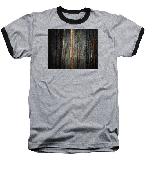Baseball T-Shirt featuring the photograph After The Burn 3 by Newel Hunter