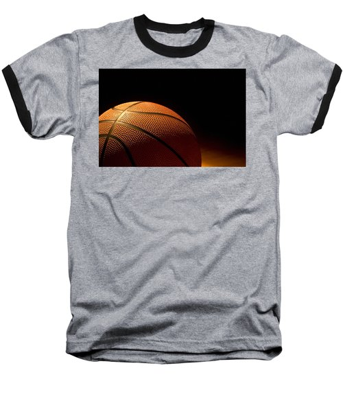Baseball T-Shirt featuring the photograph After The Game by Andrew Soundarajan