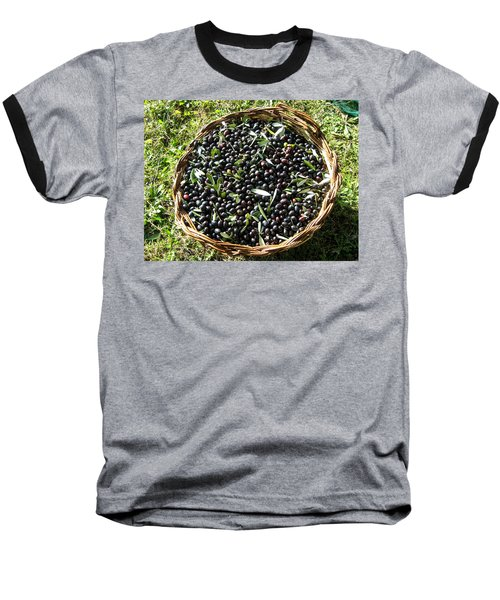 After The Harvest Baseball T-Shirt