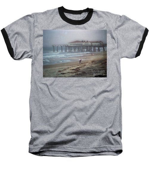 After The Hurricane Baseball T-Shirt