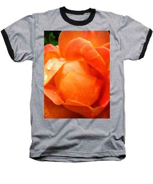 Baseball T-Shirt featuring the photograph After The Rain by Brooks Garten Hauschild