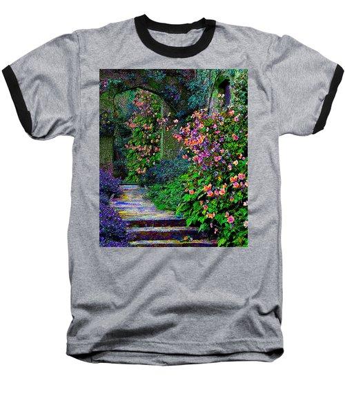 After The Rain Baseball T-Shirt by Michele Avanti