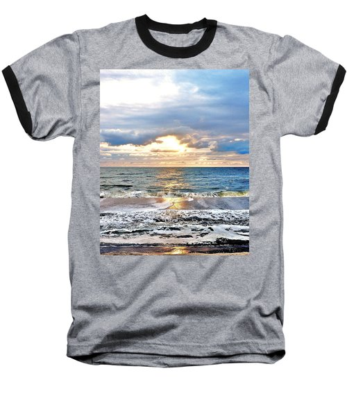 After The Storm 3 Baseball T-Shirt