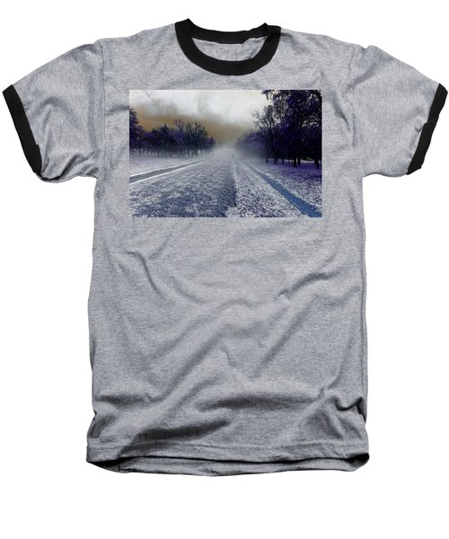 After The Storm Baseball T-Shirt