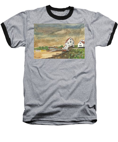 Baseball T-Shirt featuring the painting After The Storm by John Williams