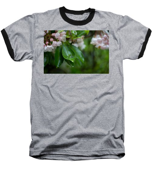 Baseball T-Shirt featuring the photograph After The Storm by Patrice Zinck