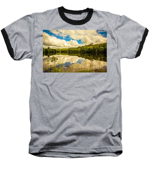 After The Storm Baseball T-Shirt by Sherman Perry