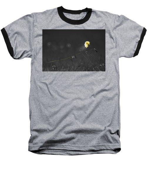 Baseball T-Shirt featuring the photograph Afterglow by Yulia Kazansky