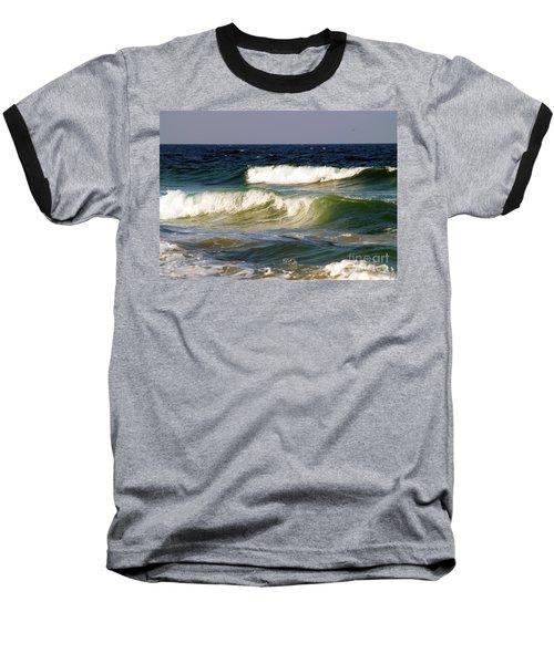 Aftermath Of A Storm Baseball T-Shirt