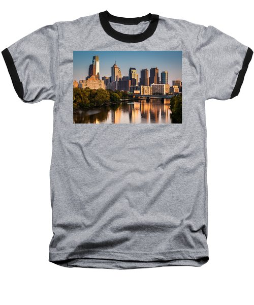 Afternoon In Philly Baseball T-Shirt