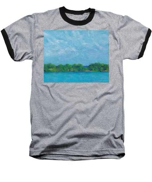 Afternoon Rest Baseball T-Shirt