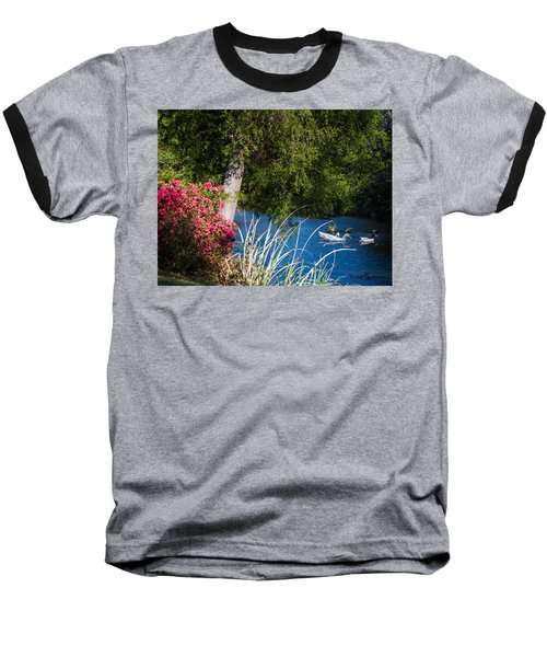 Afternoon Swim Baseball T-Shirt