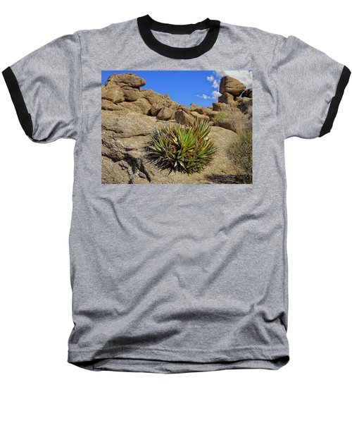 Baseball T-Shirt featuring the photograph Against The Odds by Michael Pickett