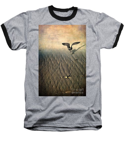 Against The Tide Baseball T-Shirt