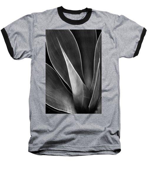 Agave No 3 Baseball T-Shirt by Ben and Raisa Gertsberg