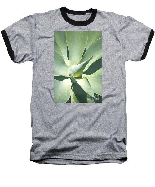 Agave Plant 1 Baseball T-Shirt