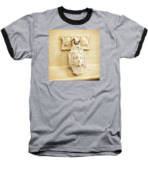 Aging Gracefully Baseball T-Shirt by Caitlyn  Grasso