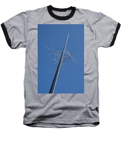 Air And Space Museum Art Spire Baseball T-Shirt