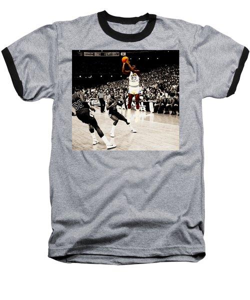 Air Jordan Unc Last Shot Baseball T-Shirt